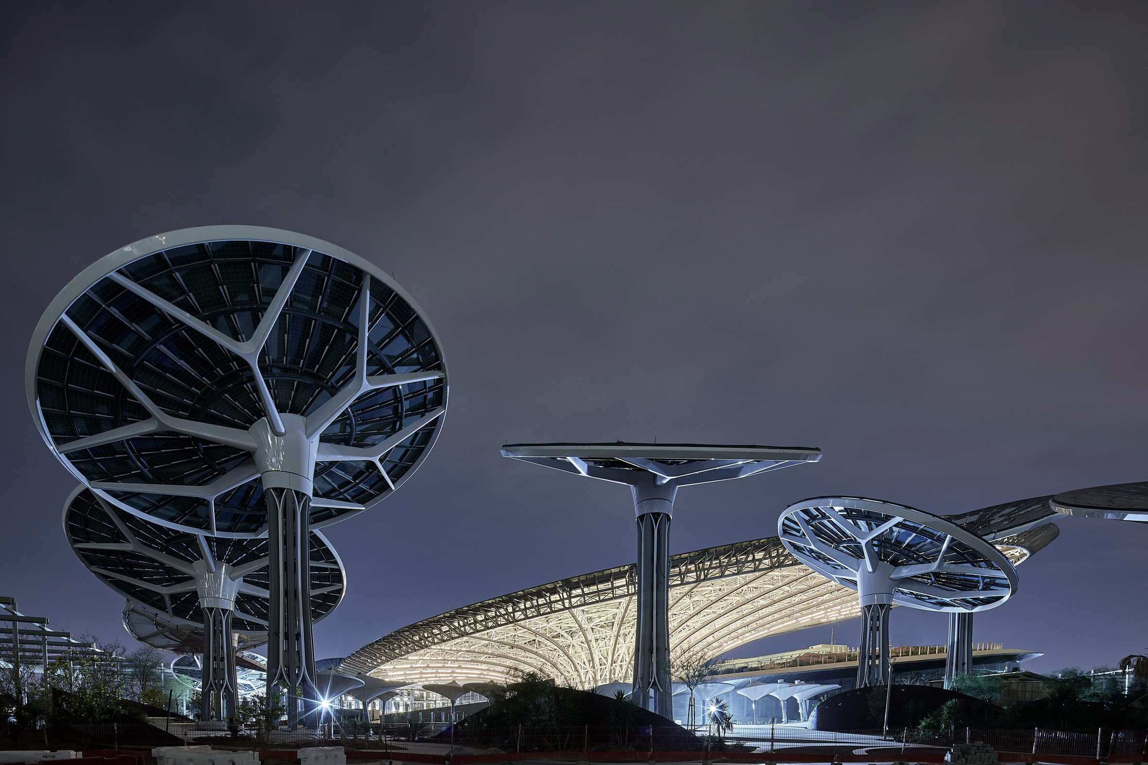 Sustainability Pavilion by Grimshaw