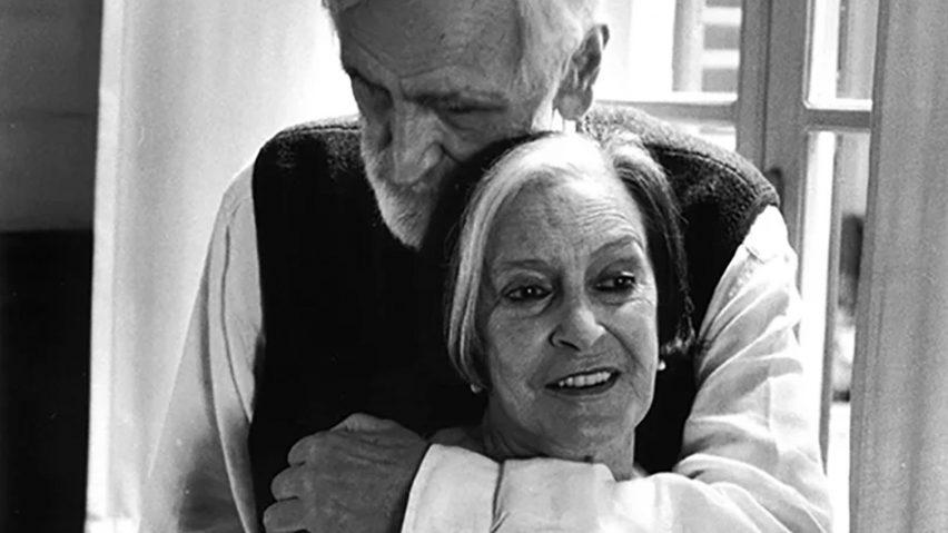 Enzo Mari and Lea Vergine