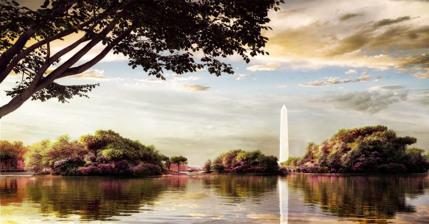 Tidal Basin Ideas competition