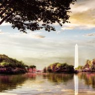 Five proposals to protect Washington DC's Tidal Basin from climate change