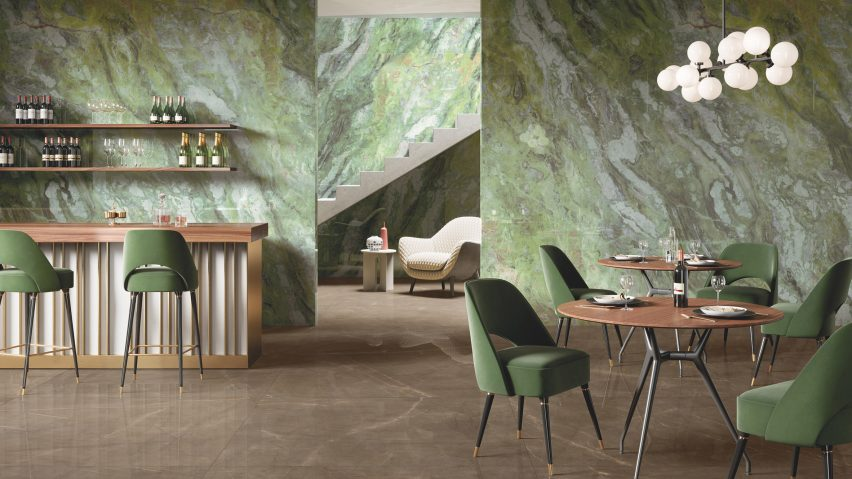 Connemarble Irish from Fabbrica Marmi e Graniti's MaxFine tile range