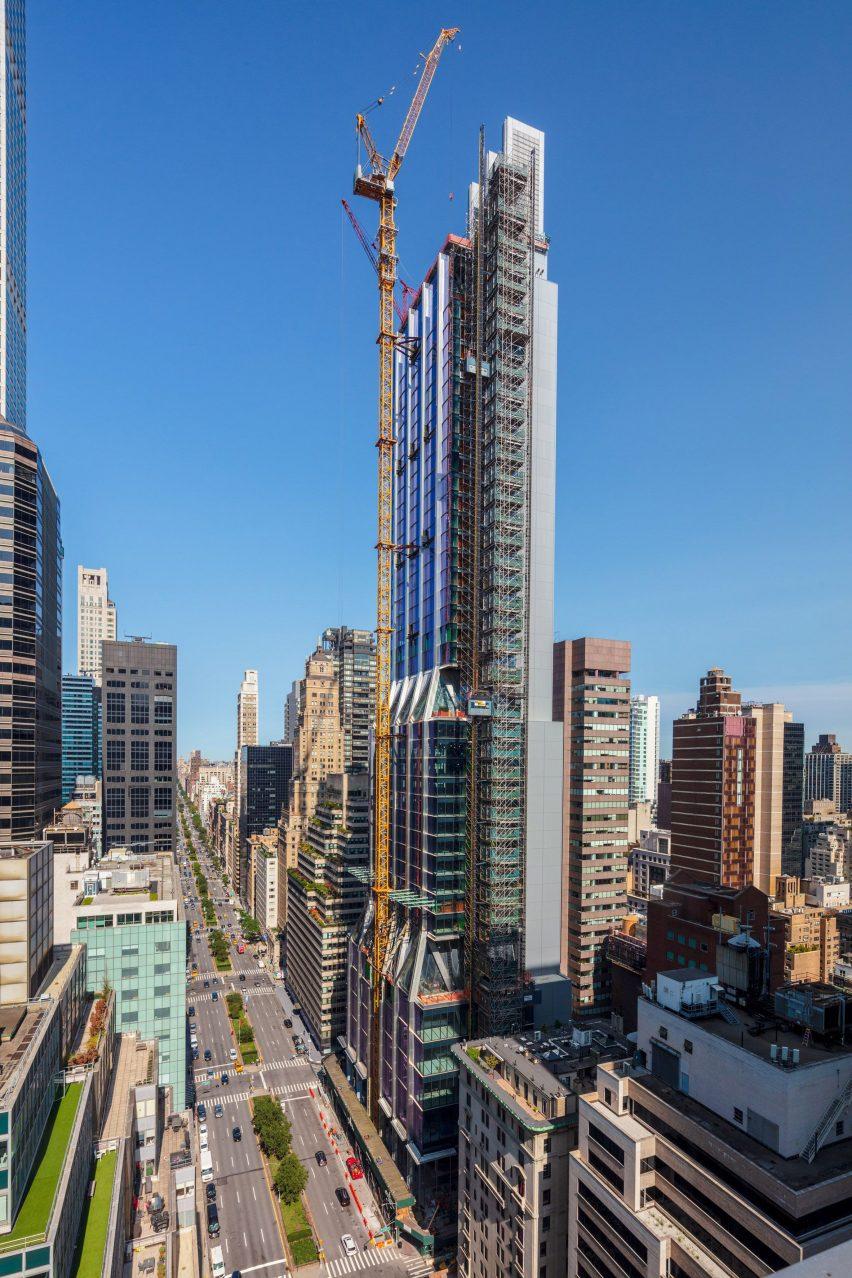 425 Park Avenue skyscraper