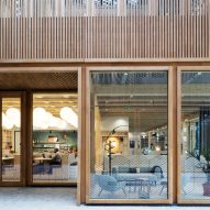 Inside Neutelings Riedijk Architects