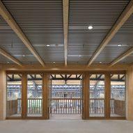 Interior of Neutelings Riedijk Architects