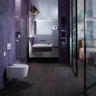 Touchless technology from Geberit pushes the boundaries for hotel washrooms