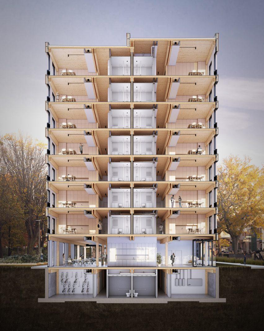 Tallhouse by Generate