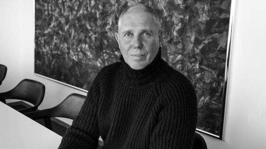Portrait of Hakan Nordin
