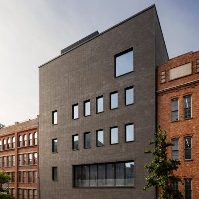 Hauser & Wirth Chelsea New York by Selldorf Architects