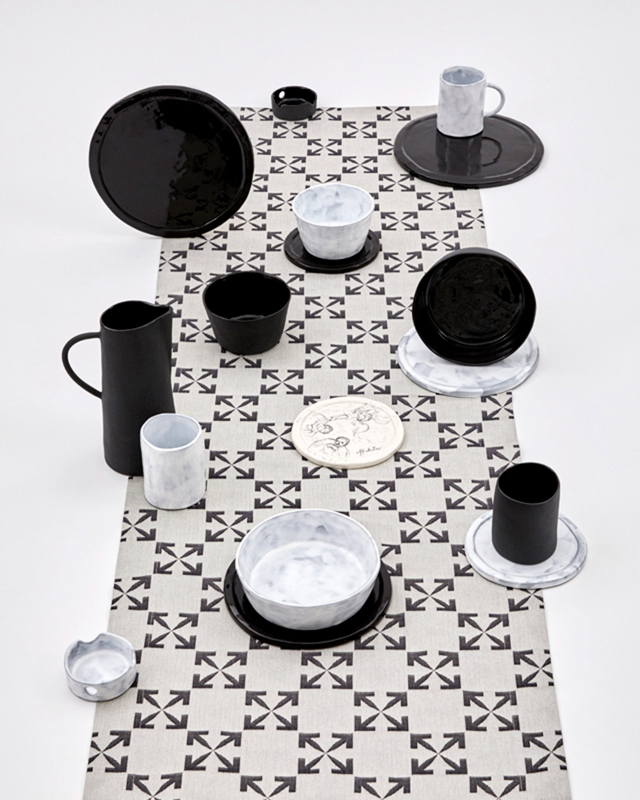 Kitchenware in HOME collection by Off-White