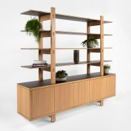 Jenson Room Divider by James Burleigh