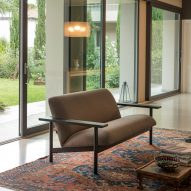 Kinoko sofa by Mentsen for Zilio A&C