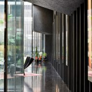 Interiors of Lost House by David Adjaye