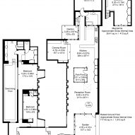 Floor plans for Lost House