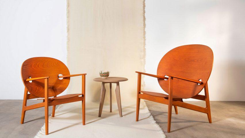 Mac Collins Iklwa collection in orange