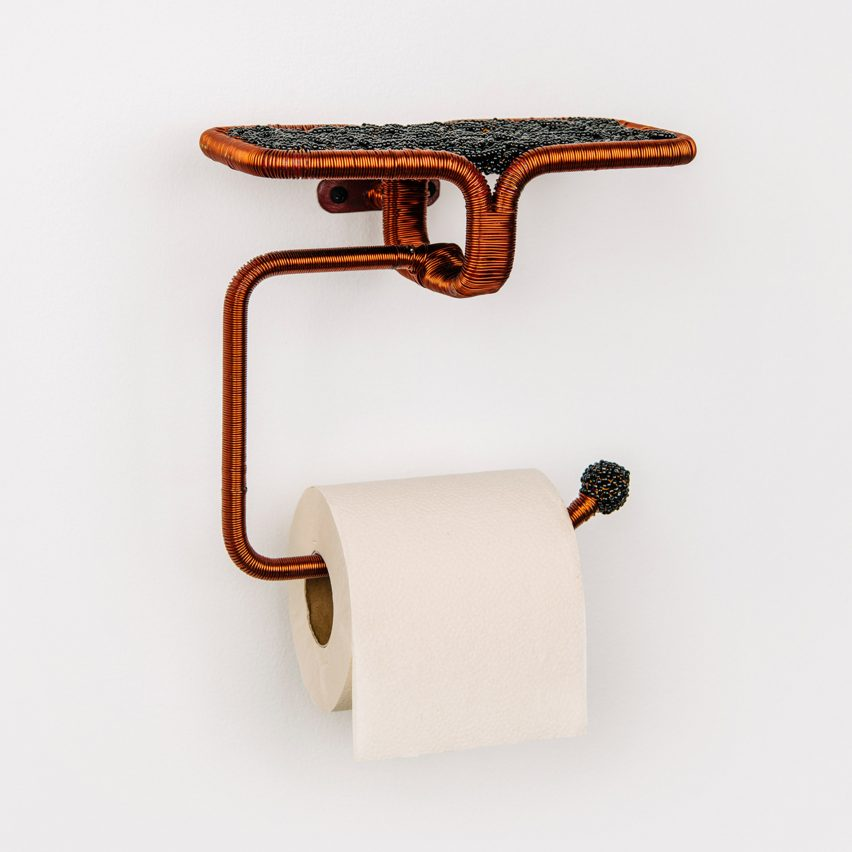 10 designs that reimagine the humble toilet roll holder