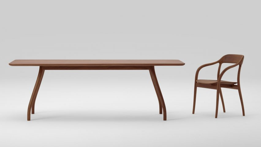 Tako furniture collection by Naoto Fukasawa for Maruni