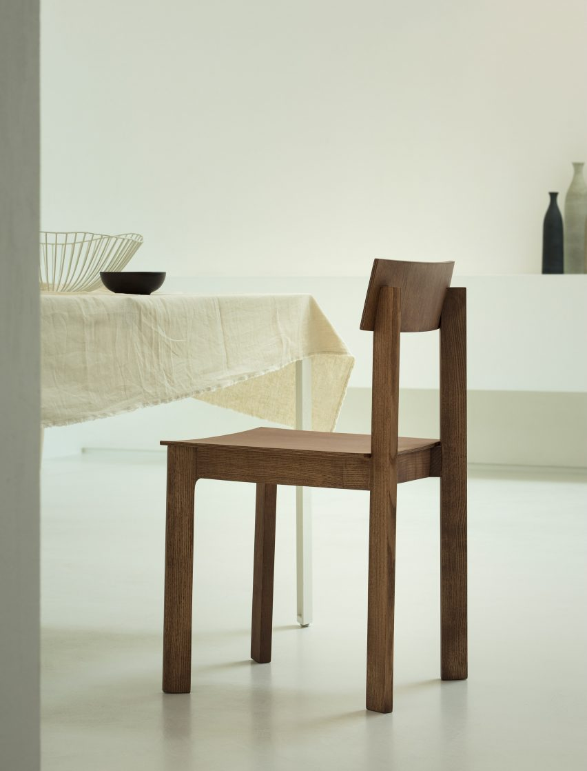 Candid chair by Note Design Studio for Zilio A&C