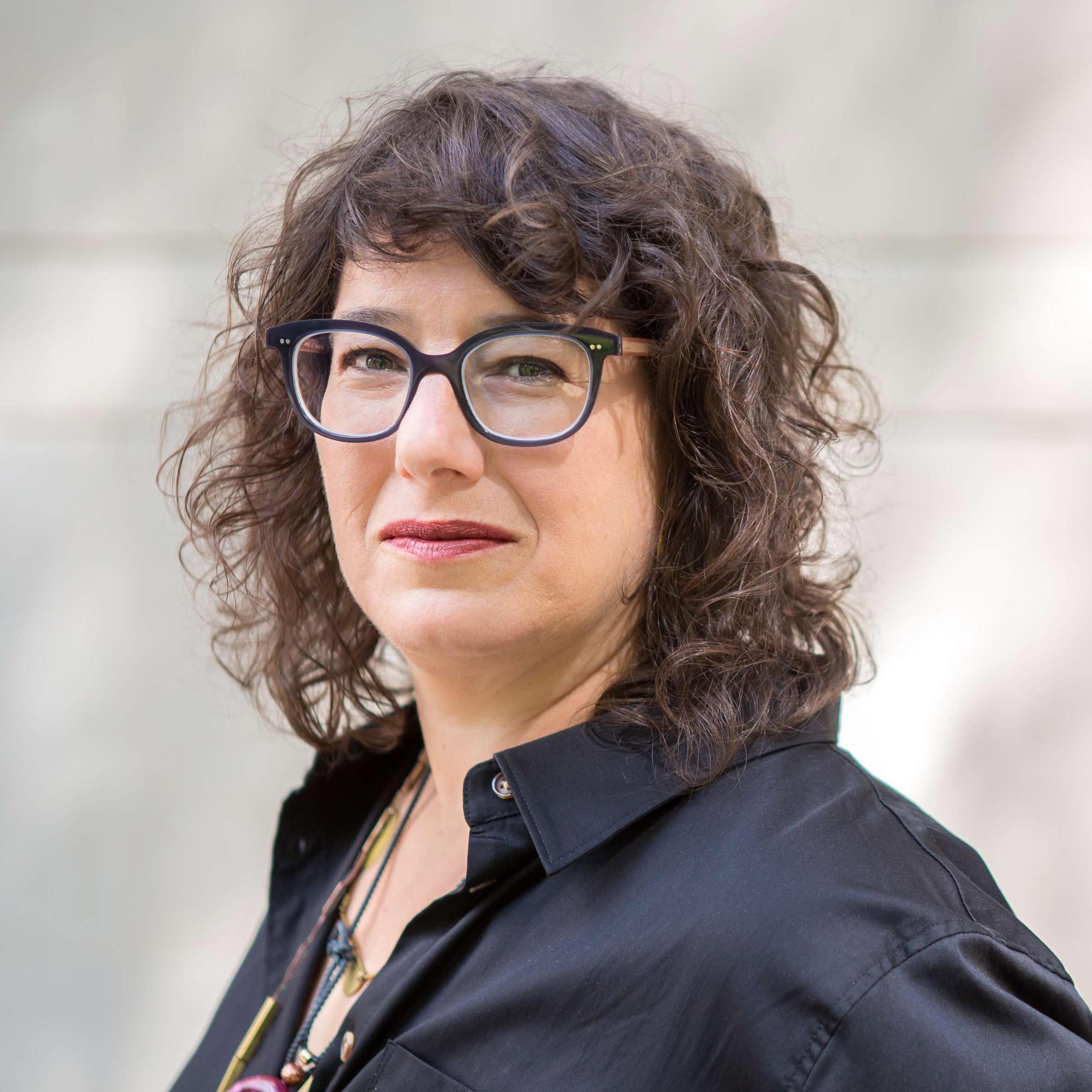 Portrait of Mimi Zeiger