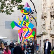 Morag Myerscough's A New Now installation offers an optimistic response to coronavirus