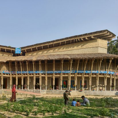 Obel Award-winning community centreinBangladesh