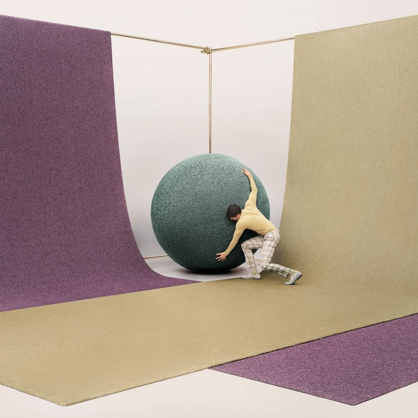 Object Carpet teams up with Ippolito Fleitz Group for new carpet collection