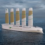 Wallenius Marine develops world's largest wind-powered vessel to slash shipping emissions