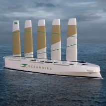 Wallenius Marine develops Oceanbird as world's largest wind-powered vessel