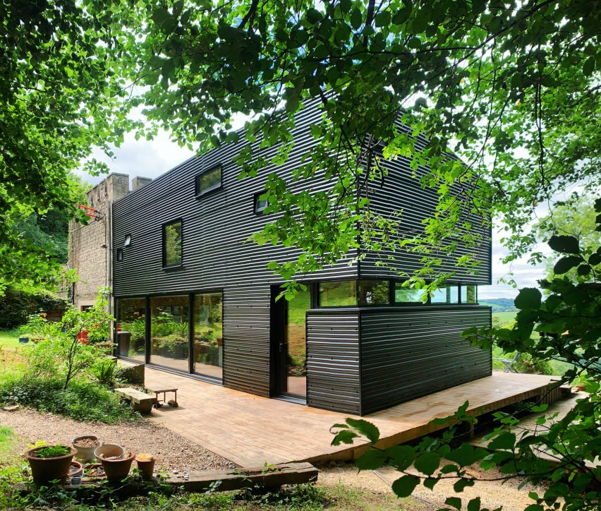 Off-grid home in Bath