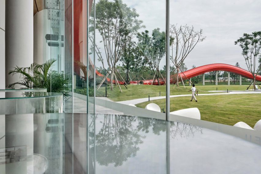 Offices in Chengdu