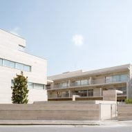Gallarate housing by Álvaro Siza and COR Arquitectos