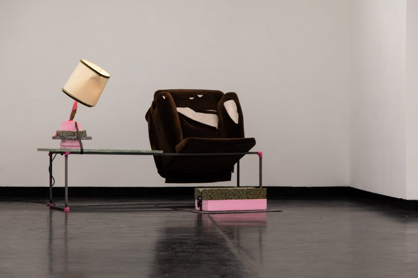 Riot Design furniture by Pablo Chiereghin