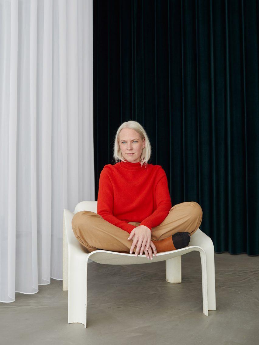 Designer Sabine Marcelis