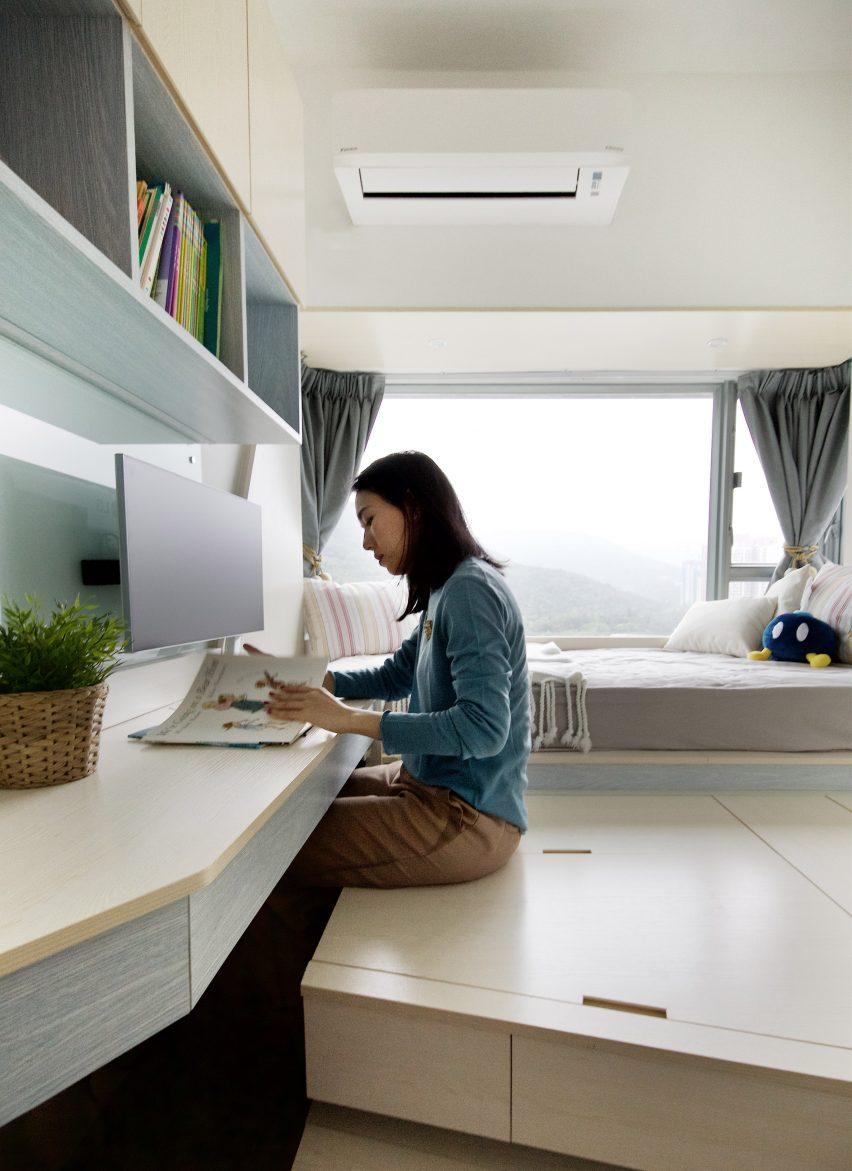 Smart Zendo by Sim-Plex Design Studio in Hong Kong