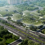 BIG plans artificial intelligence-run city campus in China
