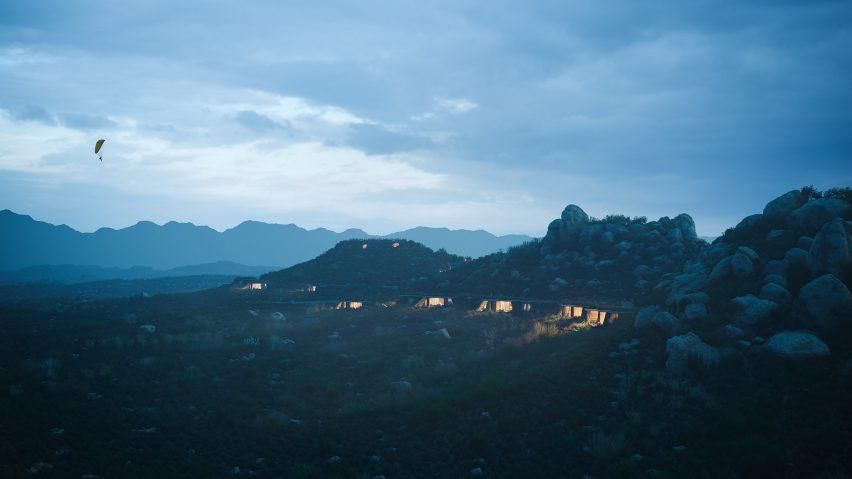 Villas in Ummara by Rojkind Arquitectos and Amasa Studio