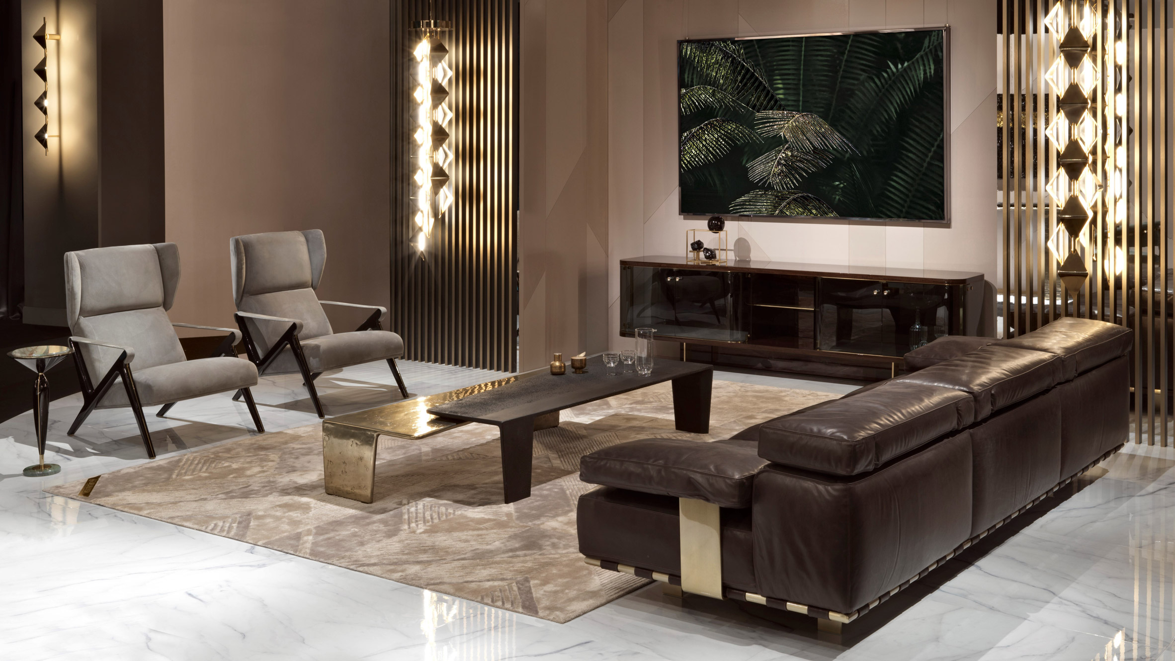 Art meets design in Visionnaire's latest furniture collection Beauty