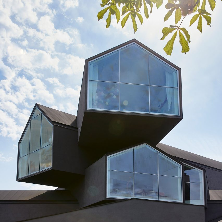 VitraHaus celebrates its 10th anniversary with a virtual tour