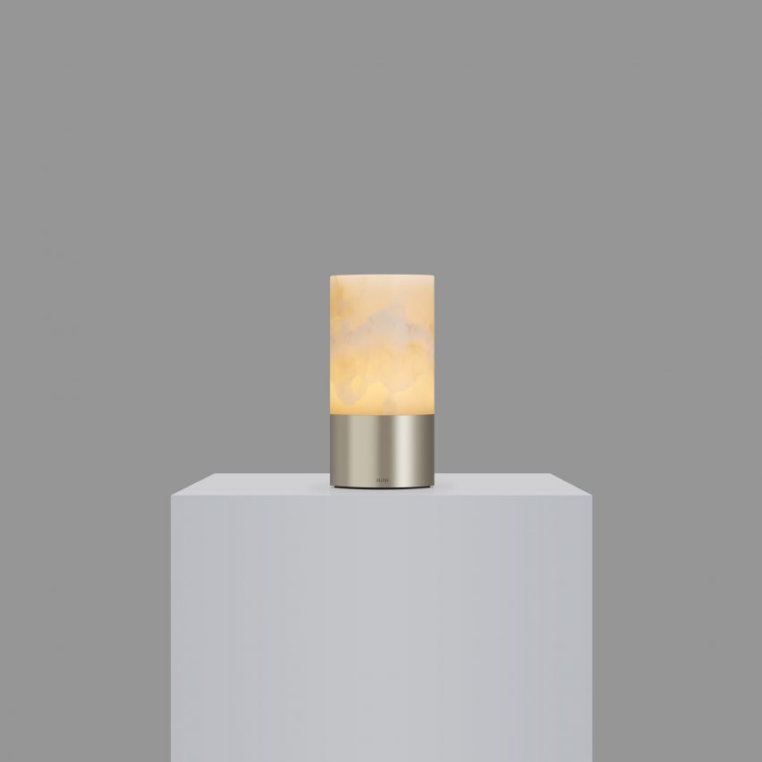 Voltra Alabaster lamps by Arnold Chan for Voltra