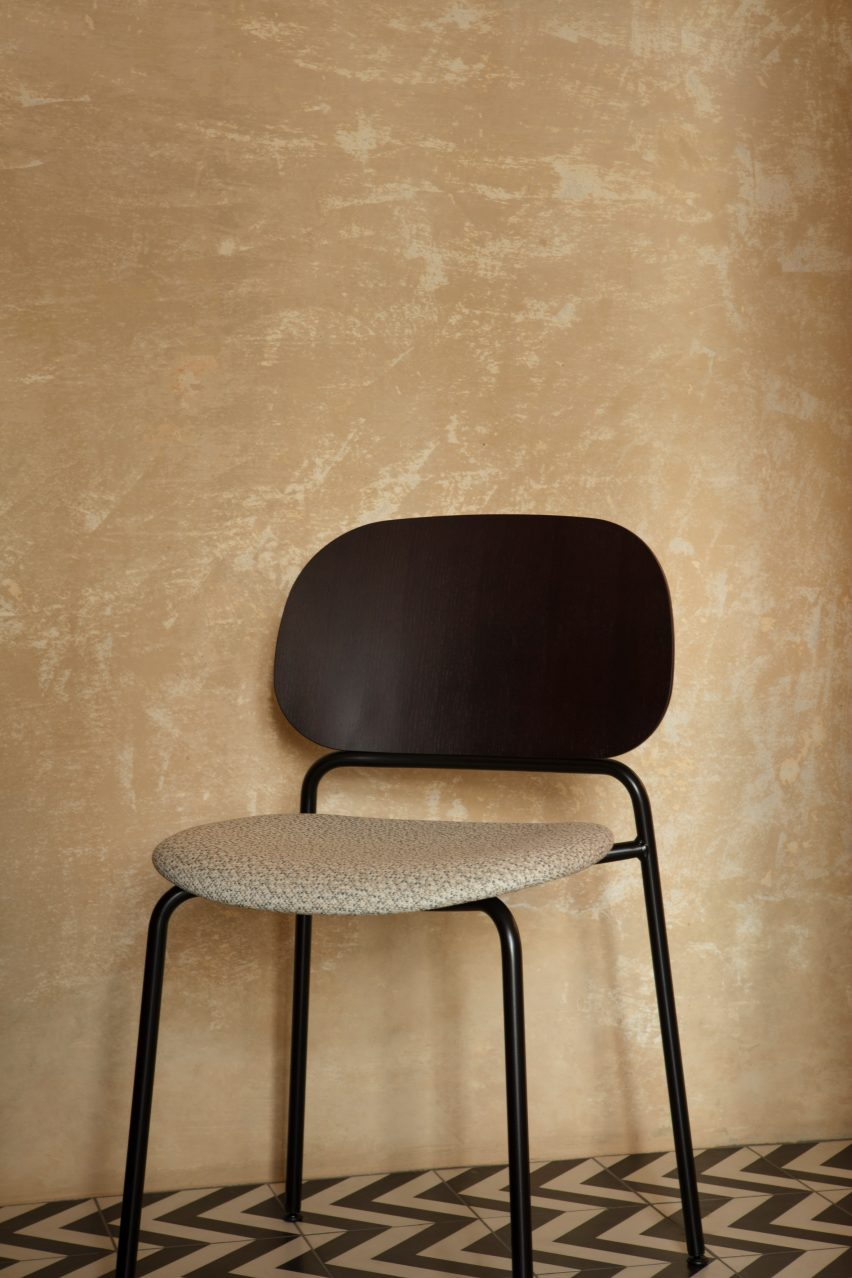 Upon chair by Sylvain Willenz for Zilio A&C