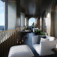 David Adjaye and Aston Martin design five residences in New York skyscraper 130 William