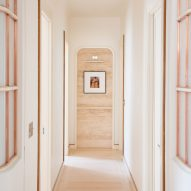 20 Bond apartment by Home Studios has copper detailing
