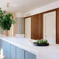Kitchen of 20 Bond apartment by Home Studios