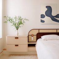 Bedroom of 20 Bond apartment by Home Studios