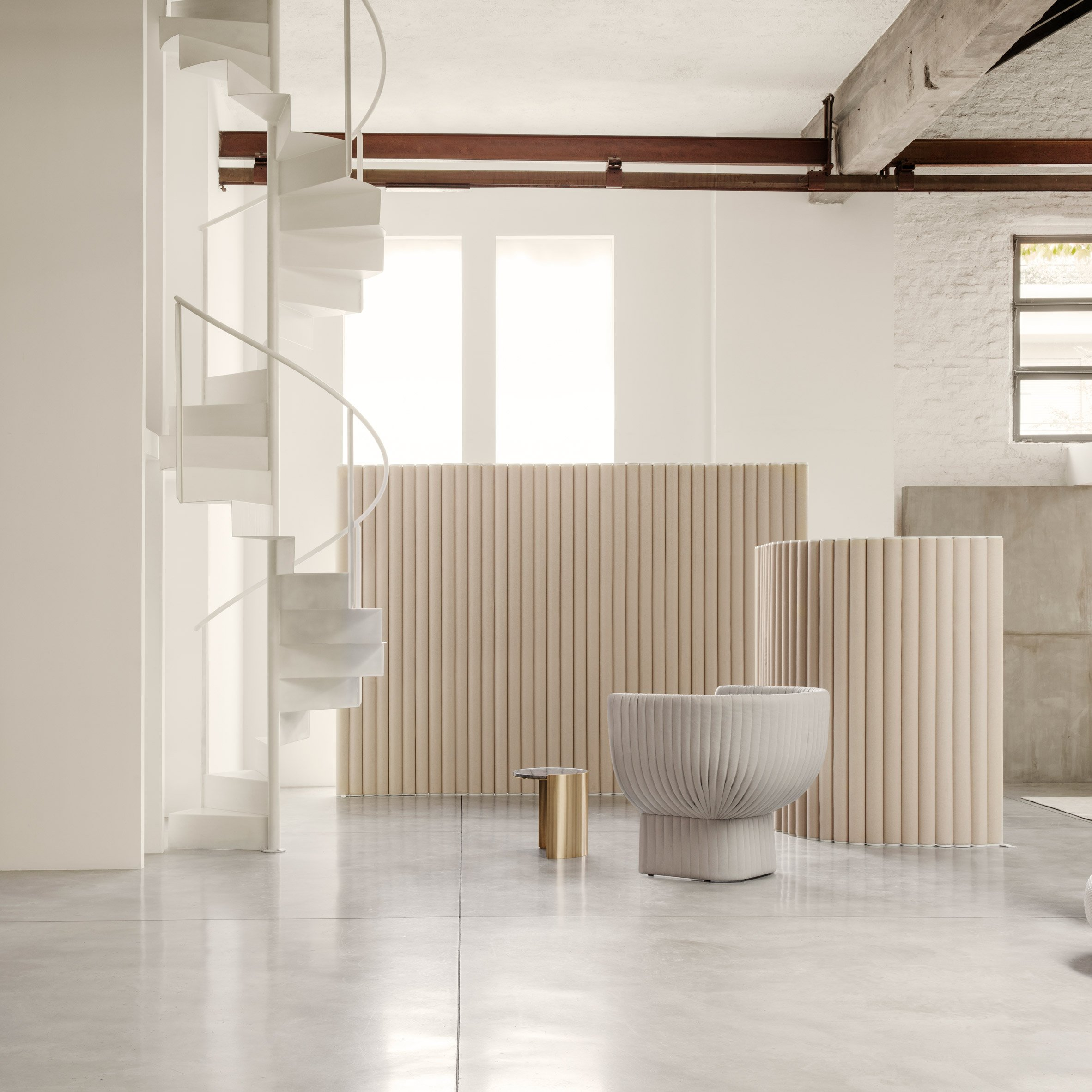 Monforte room divider by Raffaella Mangiarotti for IOC