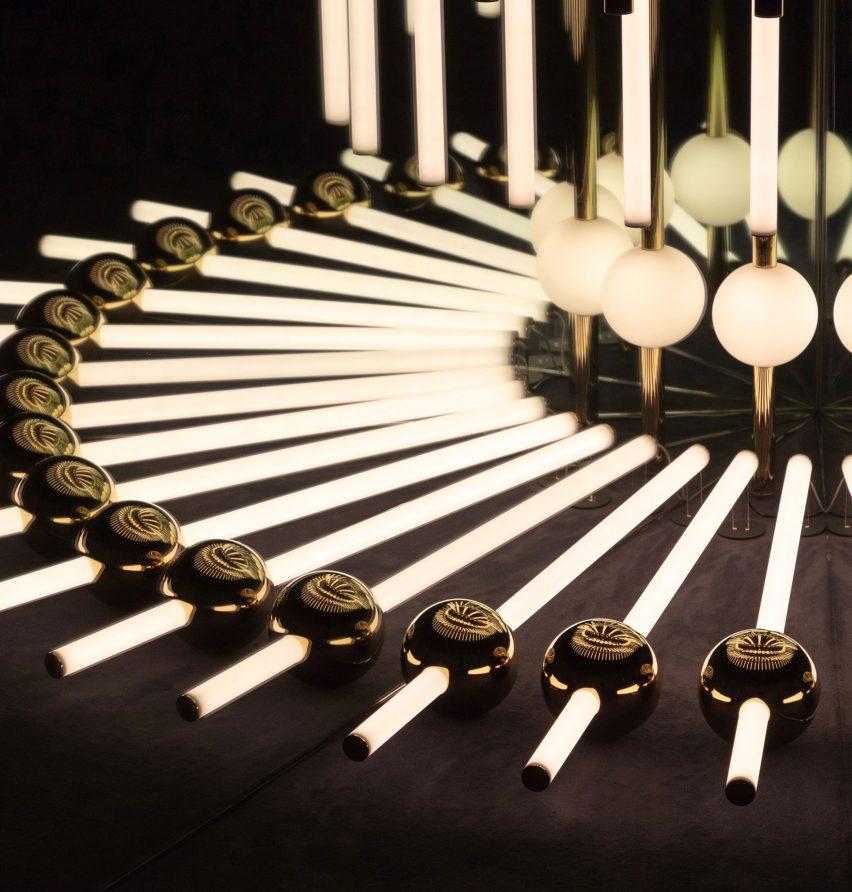 Kaleidoscopia installation by Lee Broom at Design Shanghai