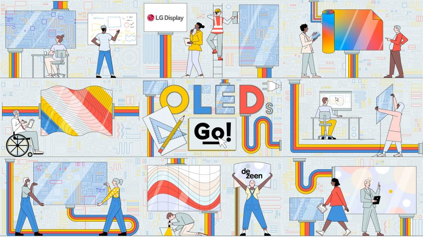 OLEDs Go! design competition