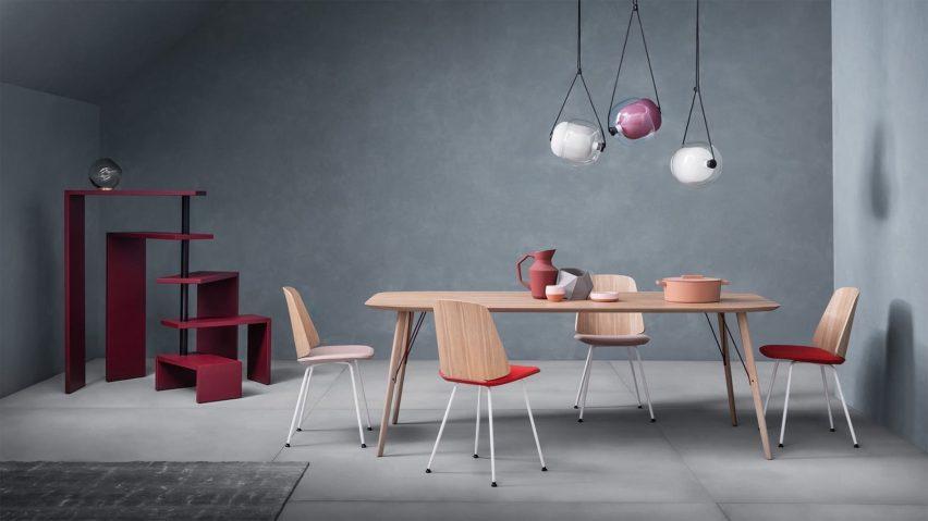 Zanotta furniture will be exhibited at Design Shanghai