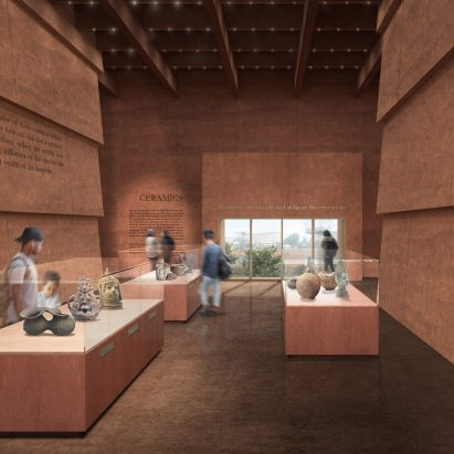 Edo Museum of West African Art in Nigeria by Adjaye Associates