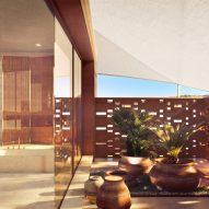 Ashar Tented Resort in AlUla desert