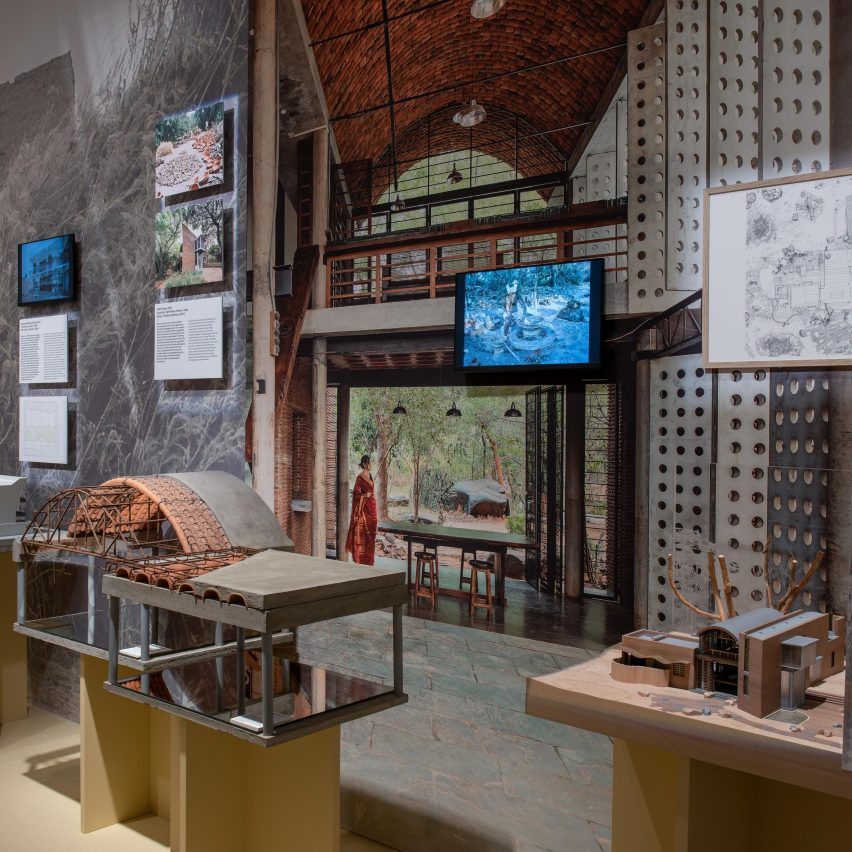 Anupama Kundoo's handmade architecture features in Louisiana Museum exhibition
